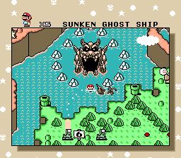 Sunken Ghost Ship Super Mario World Speedrunning Wiki